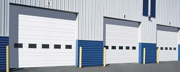 commercial door installation Pittsburgh