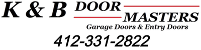K & B Doormasters Garage Door Sales & Service in Pittsburgh and surrounding areas. Liftmaster Openers, C.H.I. Garage Doors, Genie Openers, Clopay Doors, Wayne Dalton, and Much More. We Service ALL BRANDS!